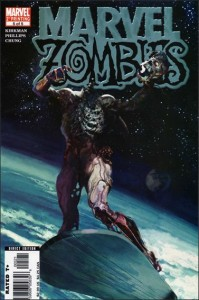 Marvel Zombies #5 2nd Printing