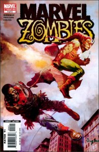 Marvel Zombies #4 2nd Printing