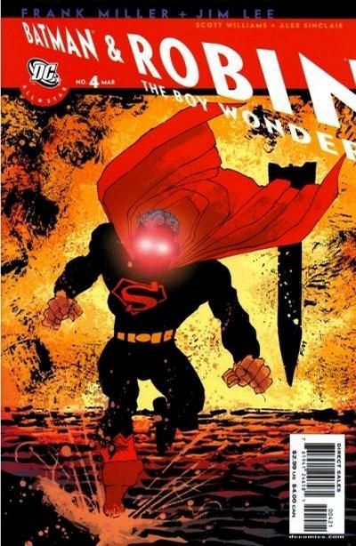 All Star Batman #4 Frank Miller Variant