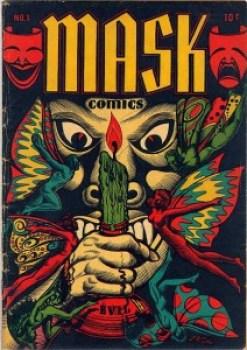 MASK COMICS #1