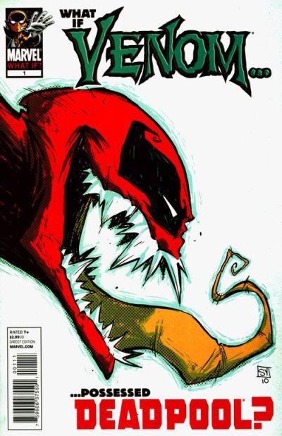 What If Venom Possessed Deadpool