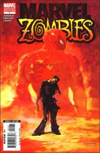 Marvel Zombies #1 3rd Printing