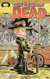 Walking Dead #103 Giarrusso Variant