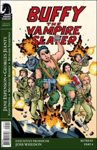 Buffy The Vampire Slayer Season 8 #29
