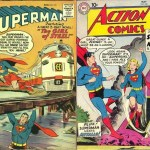 What's Supergirl's Real 1st appearance?