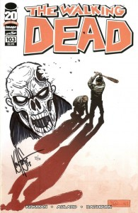 Walking Dead #103 Dynamic Forces Edition