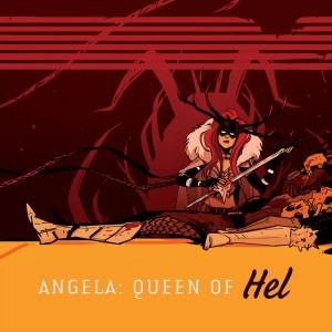 Angela: Queen of Hel #1