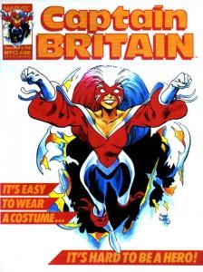 Captain Britain vol.2 #13