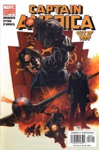 Captain America #6 Variant