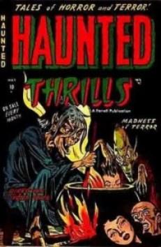 Haunted Thrills #9