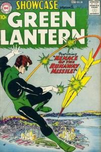 Showcase 22 1st SA Green Lantern