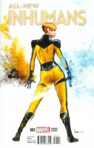 All-New Inhumans #2 Kaare Andrews Variant