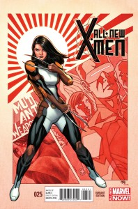 All-New X-men #25 Cho Variant