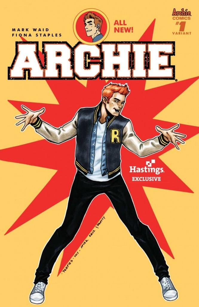 Archie #1 Hastings Variant