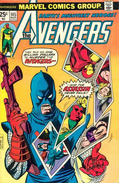 Avengers #145