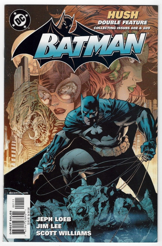 Batman 608/609 Hush Double Feature