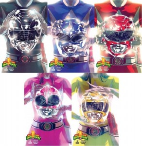 Power Rangers #0