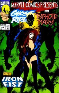 Marvel Comics Presents #129 by Jae Lee