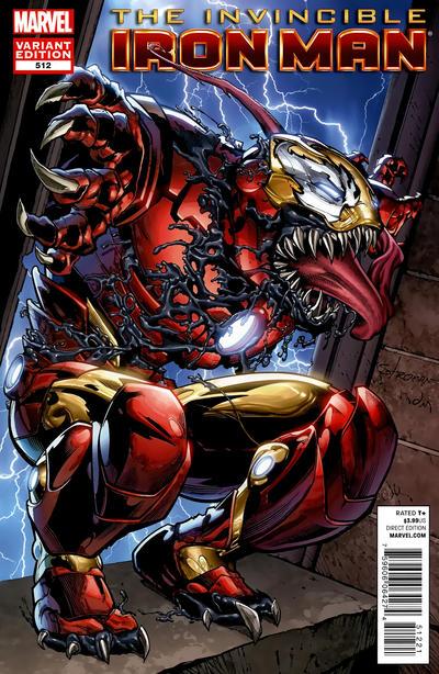 Iron Man #512
