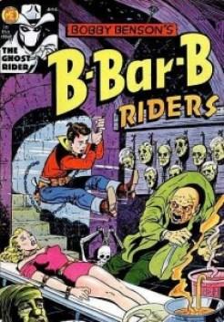 Bobby Benson's B-Bar-B Riders #14