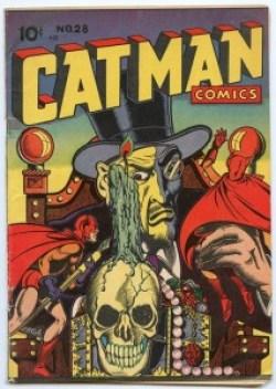Catman Comics #28
