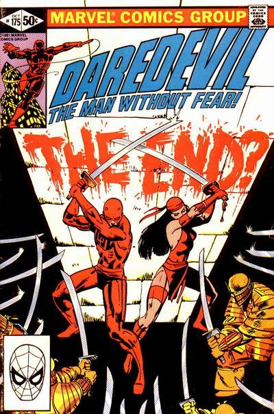 Daredevil 175