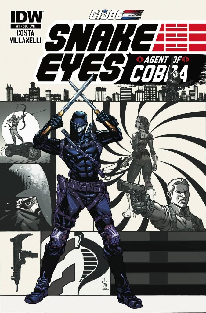 G.I. Joe: Snake Eyes Agent of Cobra 1