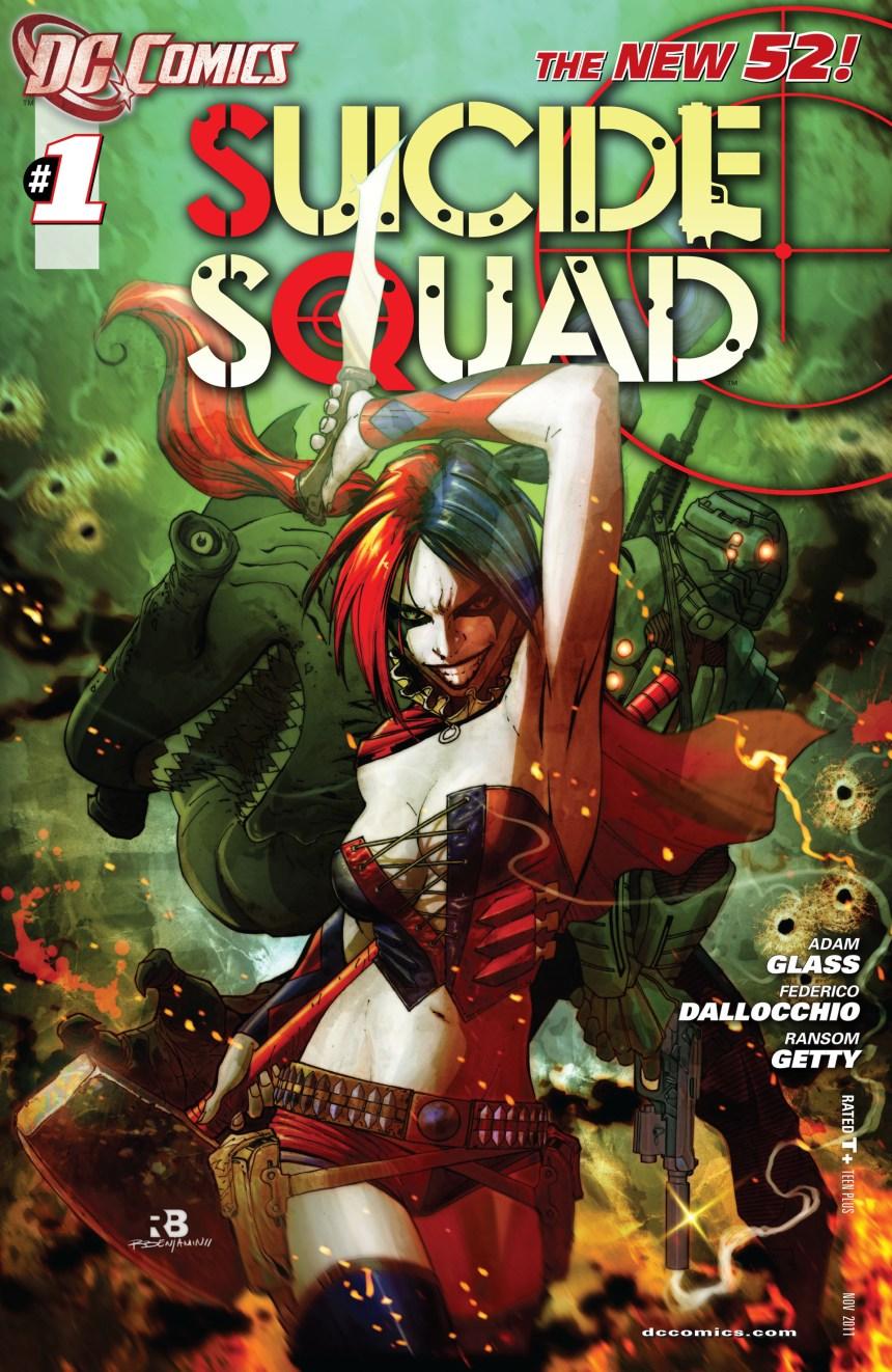 Suicide Squad (2011) #1