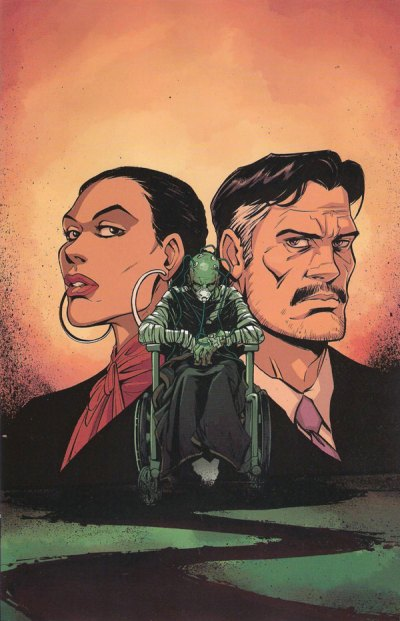 Empty Man #1 Cards and Comics Retailer Variant
