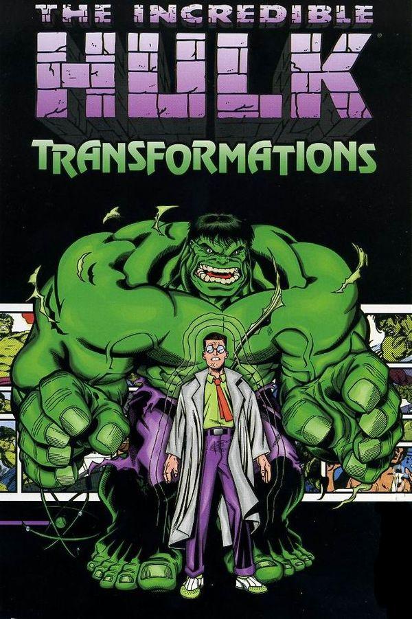 Hulk: Transformations