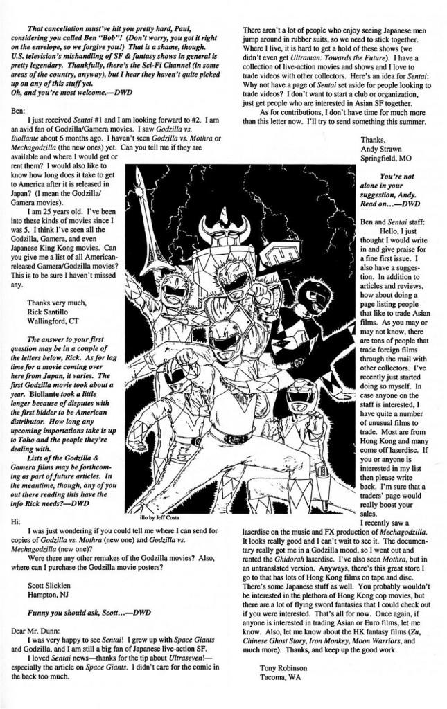 Sentai #3 page 26