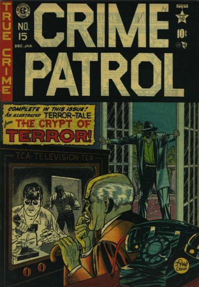 Crime Patrol #15