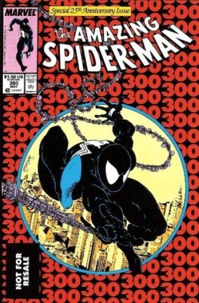 Amazing Spider-Man #300 Walmart