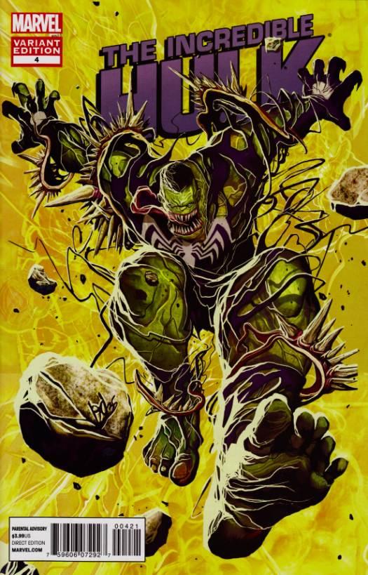 Incredible Hulk #4