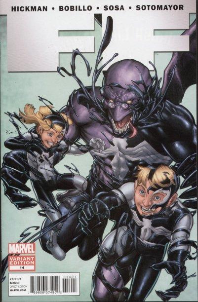 FF #14 Venom Variant