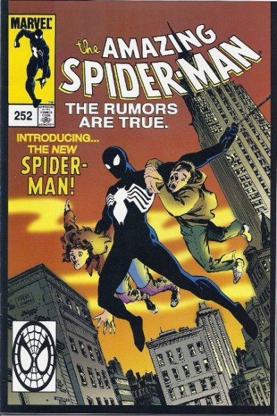 Amazing Spider-Man #252 2nd Printing