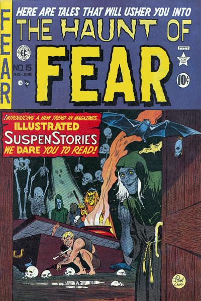 Haunt of Fear #15