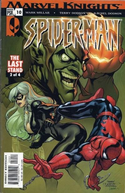 Marvel Knights Spider-Man #10