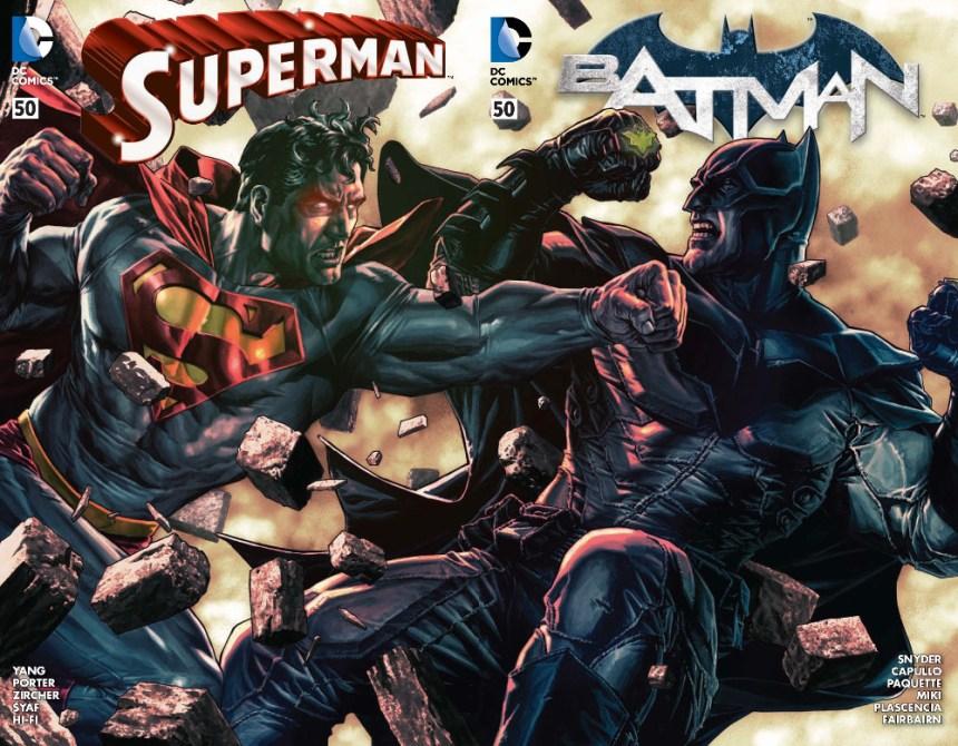 Flash #50 Batman V Superman Variant DC 2016