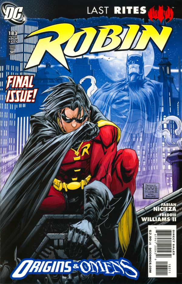 Robin #183