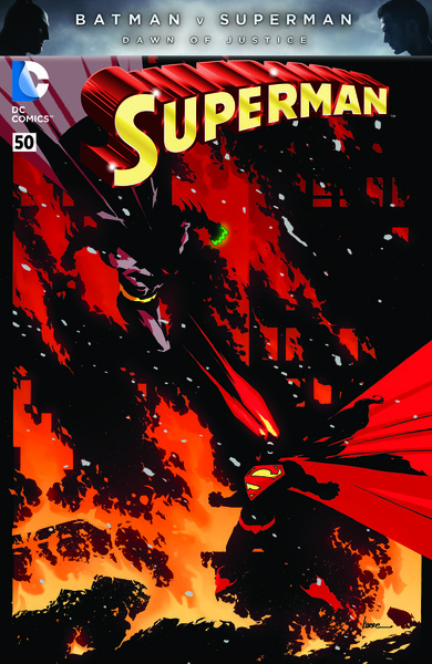 Superman #50 Kaare Andrews Variant