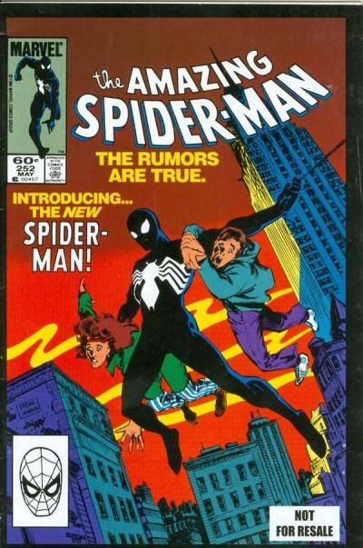 Amazing Spider-Man #252 Wallmart Edition
