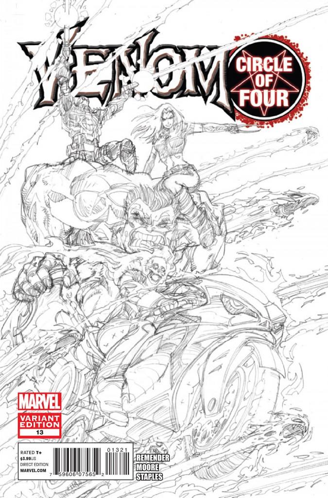 Venom_Vol_2_13_Walt_Simonson_Sketch_Variant