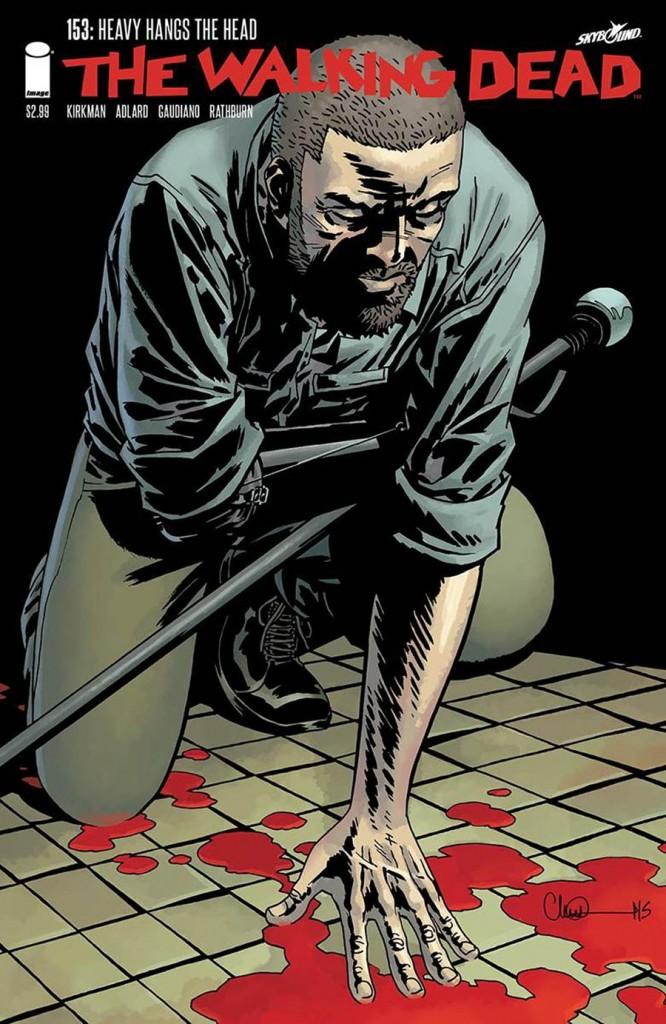 Walking Dead #153