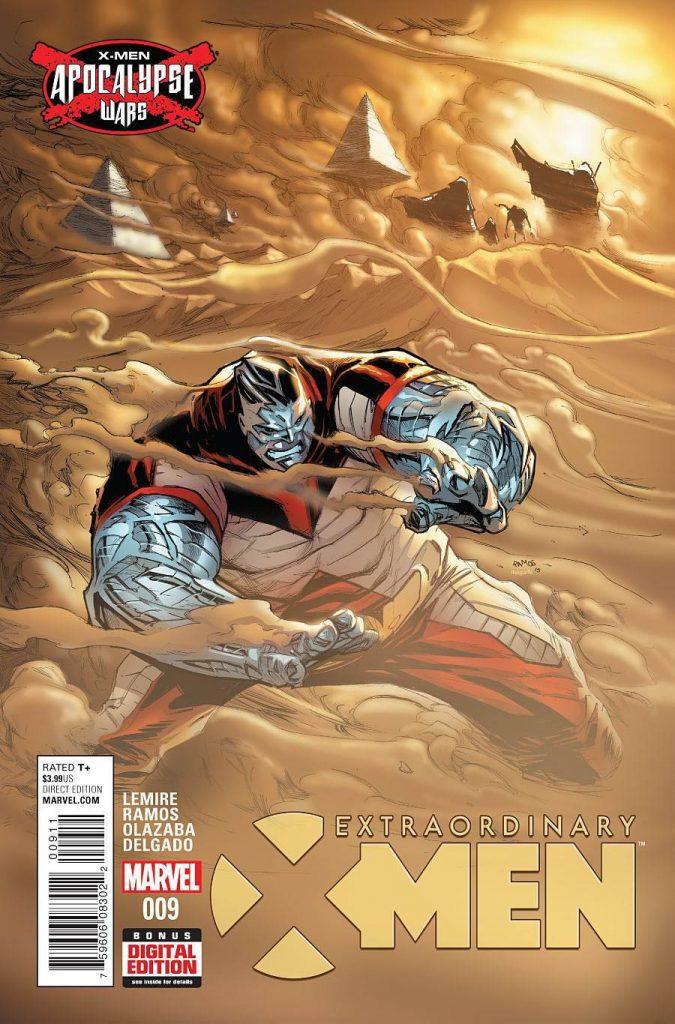 Extraordinary X-Men #9