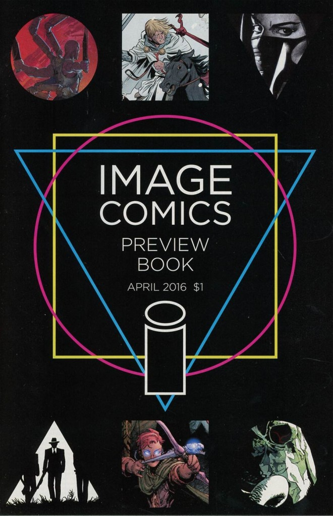 Image Comics Expo Preview Book