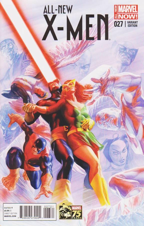 All-New X-Men #27 1:75
