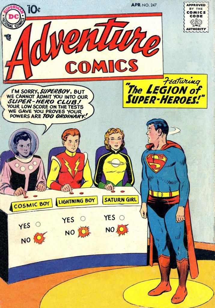 adventure comics 247 001