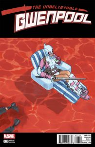 Gwenpool #0 Chris Bachalo Variant