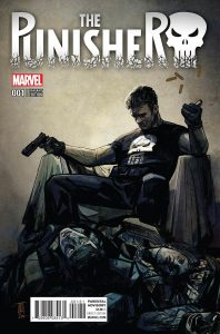 Punisher #1 Alex Maleev Variant